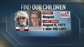 James Egan, missing from Mequon