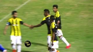 مباراة نادي الاتحاد ونادي المقاولون العرب اهداف نادي الاتحاد