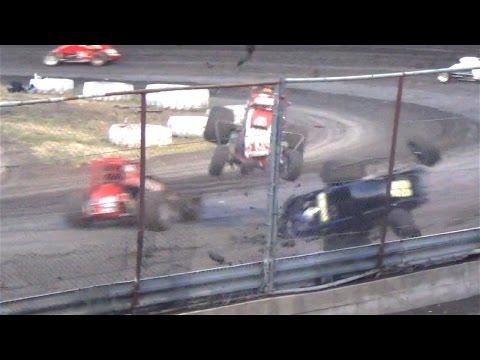 Spec Sprints MAIN  7-3-16  Petaluma Speedway