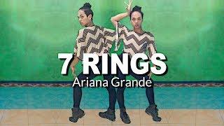 7 RINGS - Ariana Grande | ZD-EBI Choreography & UQN Dance Studio