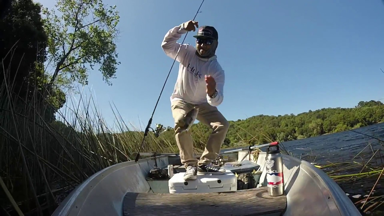 Lafayette reservoir bass fishing 6 10 17 youtube for Lafayette reservoir fishing report