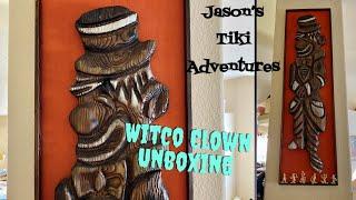 Witco Tiki Clown Unboxing