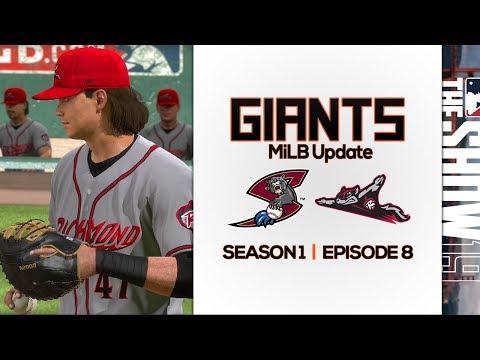 Giants Franchise - MiLB Update! [Ep. 8, S1] | MLB The Show 19