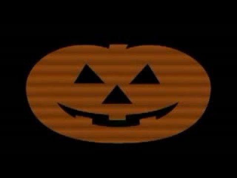 halloween 3 silver shamrock magic pumpkin