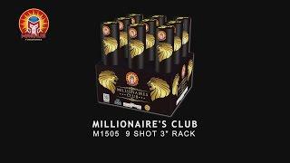 MILLIONAIRE'S CLUB--M1505
