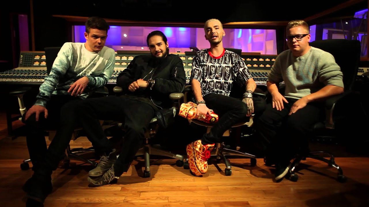 Tokio Hotel - Kings Of Suburbia Disponible En Spotify