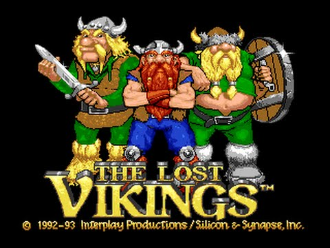 Amiga 500 Longplay [097] The Lost Vikings