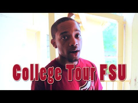 3. Spoken Reasons College Tour: Florida State University #FSU [Episode 3] #FCHW