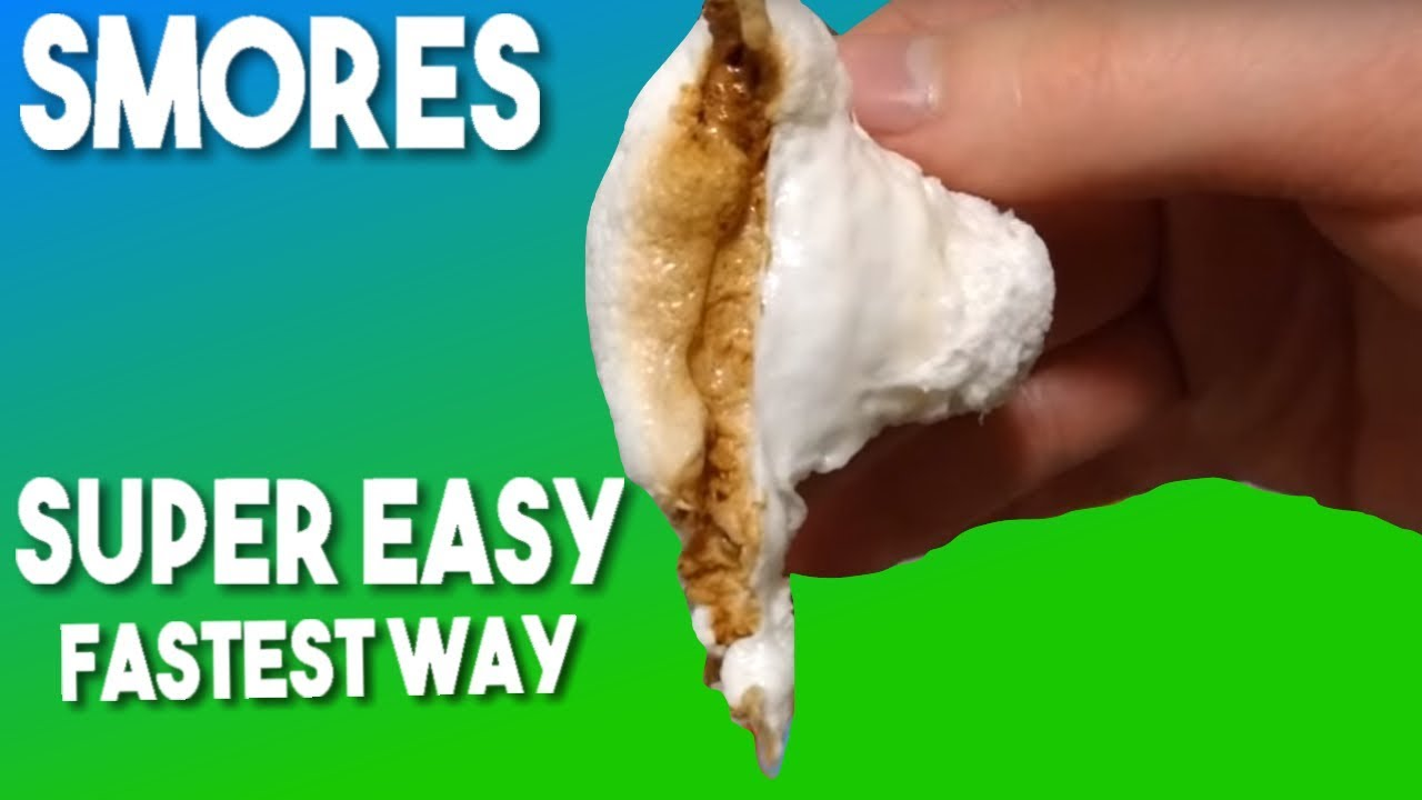 how to make easy s mores