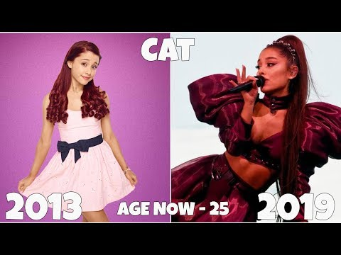 Sam & Cat Real Name and Age 2019