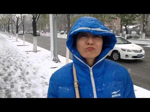 More Snow in Beijing!