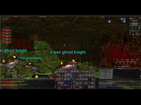 EverQuest Classic Gameplay: Lguk – NO VOICE OVER