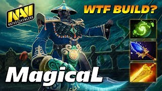 MagicaL Kunkka - WTF BUILD?! - Dota 2 Pro Gameplay