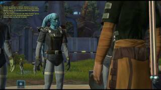 SWTOR Part 3 [Jedi Consular] - New Abilities