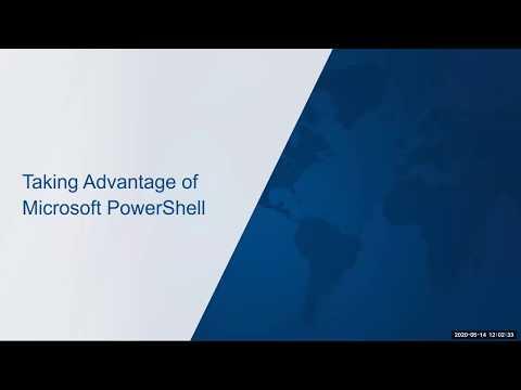 Microsoft Powershell Advantages   2020 Update   Global Knowledge