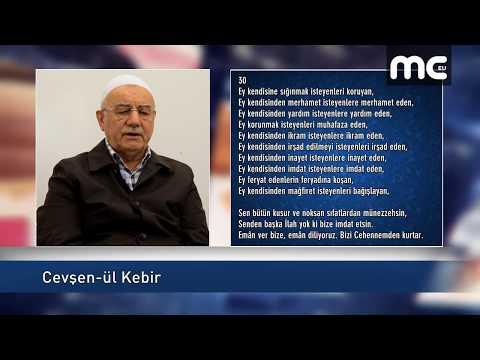 Cevşen-ül Kebir | Okuyan Mehmet Ali Şengül