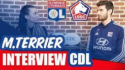 🔴🔵 L'interview Coupe de la Ligue avec Martin Terrier | OL By Emma