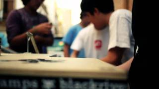 Fingerboard Demo Tour Spain +blackriver+ 2010