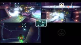NintendoLand (Metroid Blast) Part 1: Samus Icran