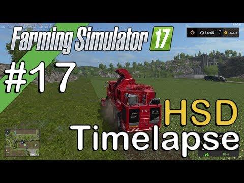 Farming Sim 17 - HSD - Timelapse #17 - Surprising Yield