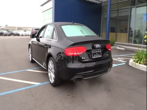 2012 Audi A4 Pleasanton, Walnut Creek, Fremont, San Jose, Livermore, CA 26466