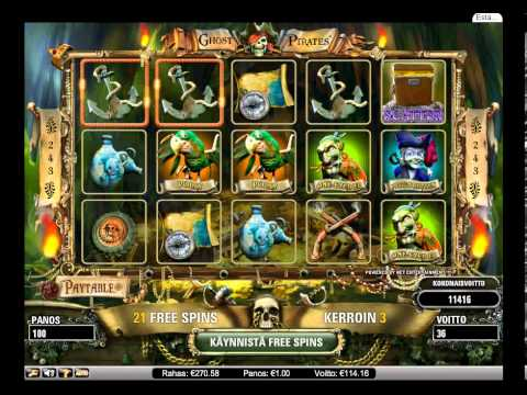 Spiele Ghost Pirates - Video Slots Online