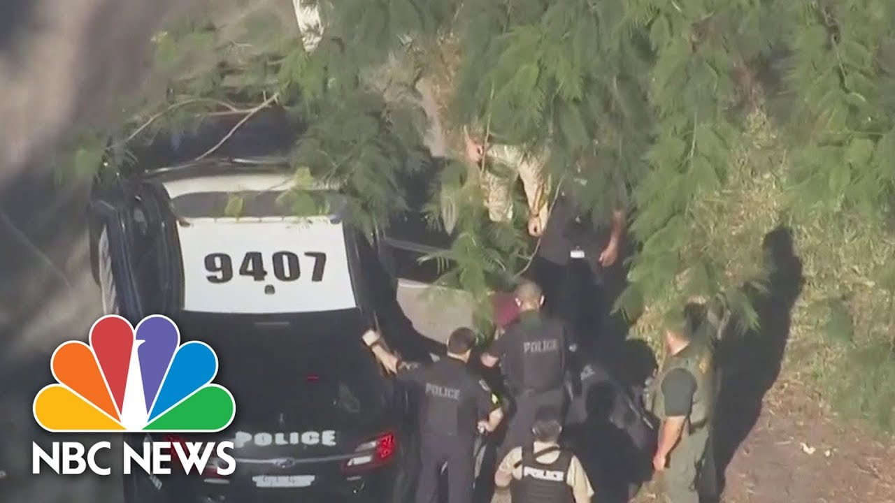 Authorities Detain Possible Suspect | NBC News