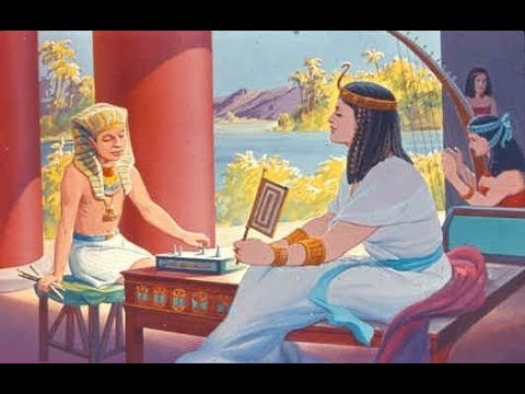 What Music might Moses have heard as a Child in Egypt?
