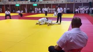 Rick littlewood Japan masters judo