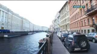 Saint Petersburg's Secrets. Reflections on history