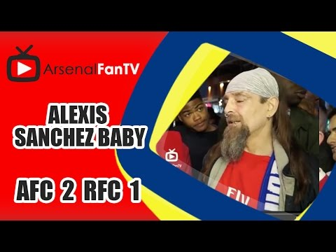"""Alexis Sanchez Baby"" 