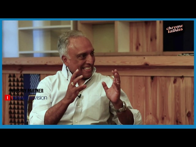 Chrome Talkies Episode 11 - Rajan Mathews, Director General | COAI