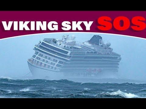 Viking Sky (SOS) - Cruise Ship Emergency