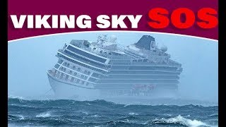 Viking Sky (SOS) - Cruise Ship Emergency