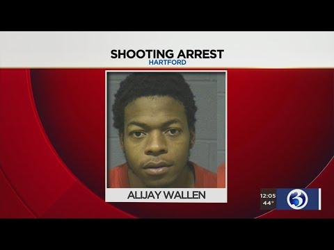 Video: Arrest Made After Shots Fired At Hartford Officers