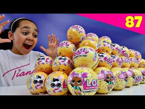 87 LOL Surprise Dolls Confetti Pop & LOL Pets | Toys AndMe