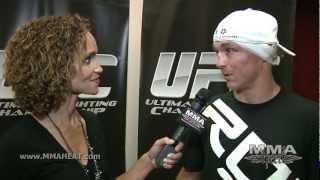UFC 146 Post-Fight Interview: Darren Elkins