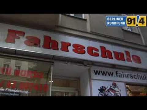 Neues Verkehrszeichen - Berliner Rundfunk 91!4