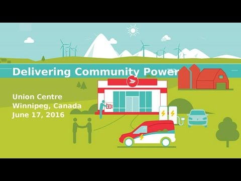Delivering Community Power - Winnipeg