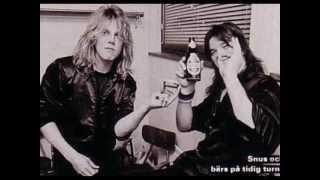 Europe - Devil Sings The Blues { John Norum Slideshow }