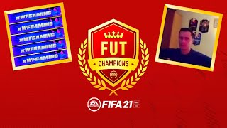 FUT CHAMPIONS WEEKEND LEAGUE #7 p2 (FIFA 21) (LIVE STREAM)