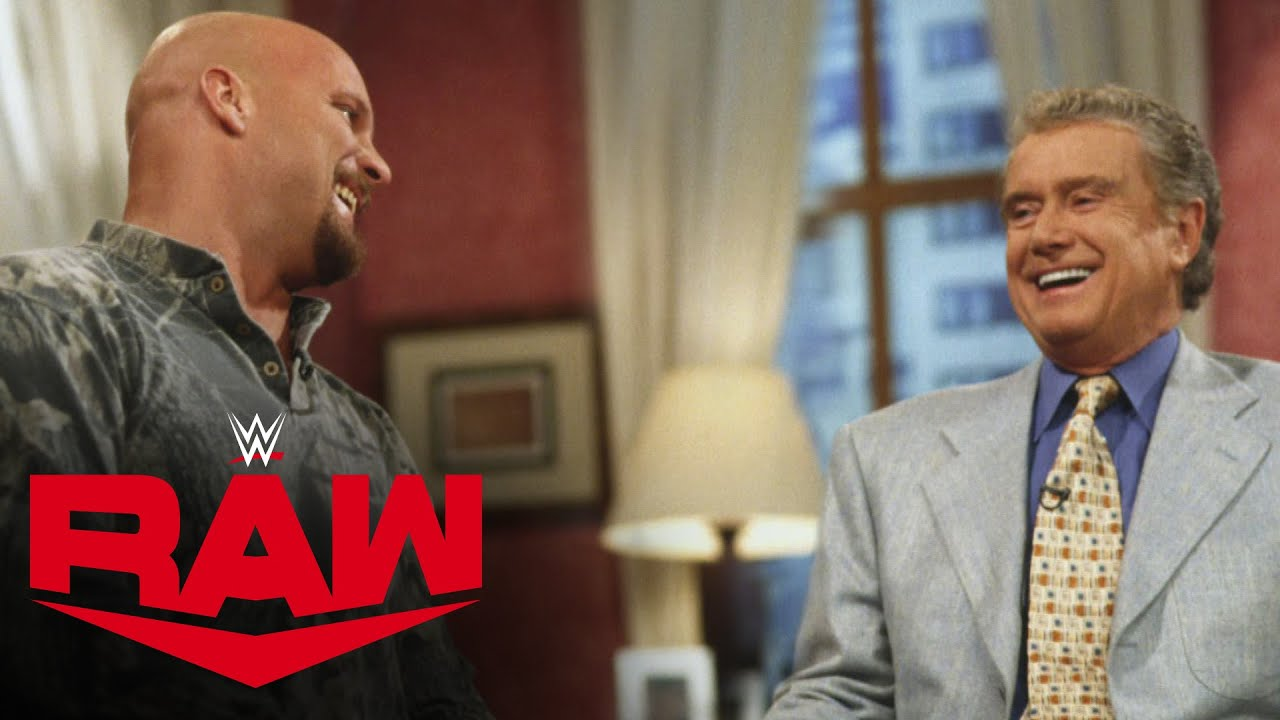 WWE pays tribute to Regis Philbin: Raw, July 27, 2020 - YouTube