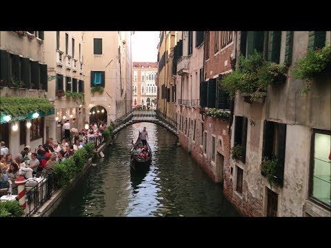 Venice Italy Prettiest Sights - Gritti Palace Hotel - Awesome Eats