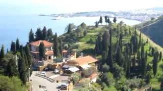 VLOG Sicily: Day 4 Taormina /Влог Сицилия: Таормина День 4(Эффектно расположенный на террасе горы Тауро с изумительными видами к западу на вулкан Этна, Таормина (Taormina..., 2014-05-12T10:53:05.000Z)