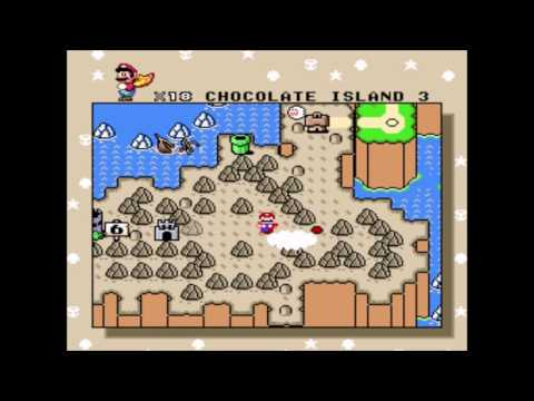 Super Mario World | Chocolate Island Pt1 | All Game No Talk