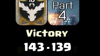Clash Of Clans- war 50/50 VS Clan lvl 10 .. Part 4/4