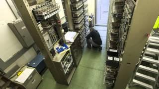 ProRail: Nieuwe relais en beveiligingsysteem voor relaishuis Driebergen-Zeist
