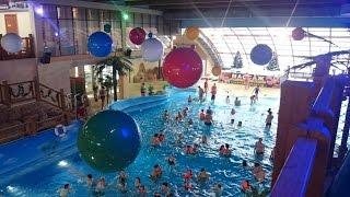 Аквапарк Ривьера, Казань, 7 января 2016 - Water park Riviera, Kazan(, 2016-02-03T10:55:40.000Z)