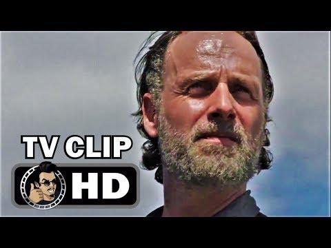 THE WALKING DEAD Season 8  Cold Open  HD Andrew Lincoln AMC Horror Series