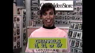 Wade Cablevision Philadelphia - Cable Video Store Pay Per View Preview Channel (1991)
